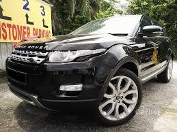 land rover evoque 2014 black. 2014 land rover range evoque si4 dynamic suv black