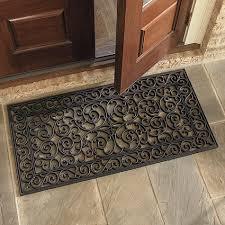 front door matHighgate Doormat Double Door Ballard designs  Ballard Designs