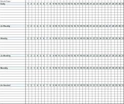 Printable Blank Chart Template Thepostcode Co
