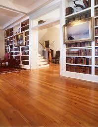 light pine wood flooring