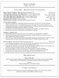 Preschool Resume Template Resume Ideas