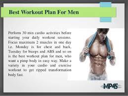 Workout Plans For Men S Weight Loss Best Weight Loss Program