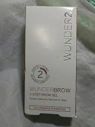 Wunderbrow Extra Long Lasting Eyebrow Gel 5 Color 100
