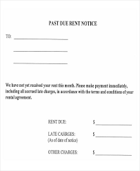 Late Notice For Rent Letter 11 Late Payment Letter Templates Word Google Docs Pages
