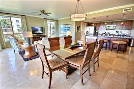 Open Kitchen Dining Living Room Kitchen Living Room Flooring Ideas Home Vibrant