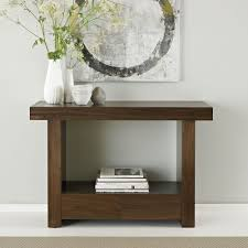 hall table furniture. Bentley Designs Akita Walnut 2 Drawer Console Table Hall Furniture