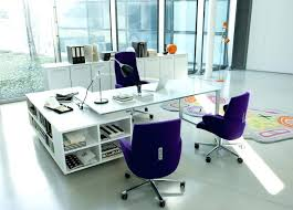 feng shui office design. Cool Office Space Design With Purple Leather Swivel Chair And Small Fireproof File Cabinet Style Feng Shui Home Ideas