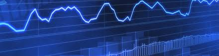 Chart Stock Photo Stock Chart Spx Corporation In Charlotte Nc