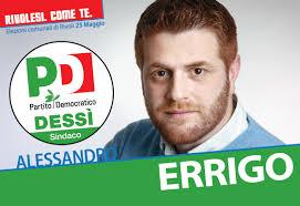 Mi chiamo Alessandro Errigo, ho 31 anni e risiedo a Rivoli, città nella quale sono ... - Alessandro-ERRIGO-Santino-Fronte-PD-Rivoli
