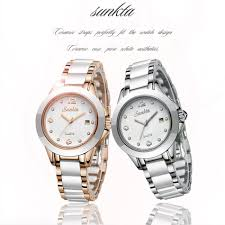 2019New SUNKTA Women <b>Watches Top Brand</b> Luxury Waterproof ...