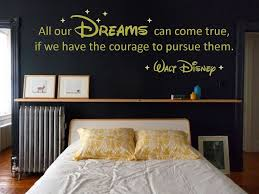 walt disney dreams vinyl wall art quote decal sticker  on wall art sayings for bedroom with walt disney dreams vinyl wall art quote decal sticker adult or