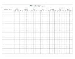 School Attendence Sheet Student Attendance Sheet In Excel Template The School Policy