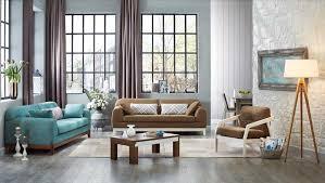 Living Room Classic Concept
