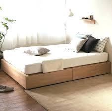 high platform beds with storage. Contemporary High High Platform Bed Beds With Storage Frame Diy   And High Platform Beds With Storage