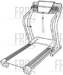 nordictrack® c1900 831 294070 fitness and exercise equipment exploded diagrams