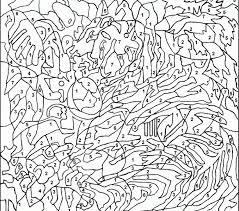 Hard Color By Number Worksheets Kids Coloring 2018 Pervis Spanncom