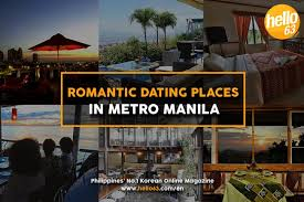 dating places metro manila