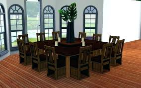 10 person round dining table 10 person dining table set celfclub with regard to 10 person dining room table ideas