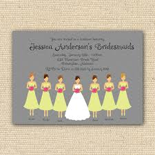 bridesmaids luncheon invitations hollowwoodmusic com bridesmaids luncheon invitations a different artistic decoration style for your lovable invitatios card 11
