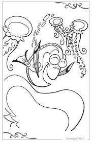 Le Monde De Nemo Coloriages Imprimer Gratuits