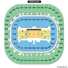 61 Described Meadowlands Izod Center Seating Chart