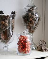 What To Put In Glass Jars For Decoration More Than 100 Inspirational Ideas To Decorate Your Mantel In Every 29