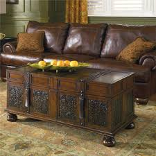 Royal Furniture Living Room Sets Signature Design By Ashley Mckenna Storage Cocktail Table Royal
