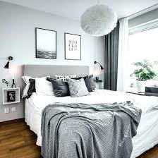 Blue White And Grey Bedroom Grey Bedrooms Grey And White Bedroom ...