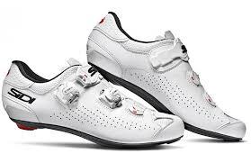 Sidi Size Chart Cycling Sidi Genius 10 White Road Cycling Shoes 2019