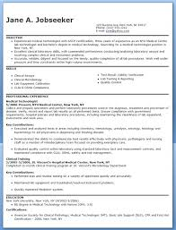 Sample Resume Radiologic Technologist For Medical Example Unique Resume For Radiologic Technologist