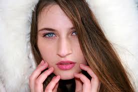 無料画像 ハンド 雪 冬 女の子 女性 ヘア ポートレート モデル