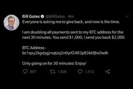 Hackers took control of twitter accounts belonging to top companies and leaders throughout the business, tech and political landscape on wednesday in an apparent scheme to steal bitcoin from. Bill Gates Elon Musk S Twitter Accounts Appear To Be Hacked In Bitcoin Scam