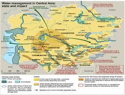 Водный вопрос в Центральной Азии излишняя секьюритизация  Помимо этого использование водных ресурсов в Центральной Азии в значительной степени является проблемой неправильного использования и следовательно