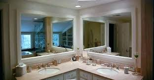 double sink bathroom ideas double sink corner vanity corner double sink bathroom vanity two inside corner