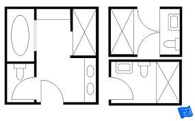 Bathroom Layouts