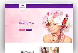 Creative Concepts Hair Design 12 Best Spa Beauty Hair Salon Wordpress Themes 2019