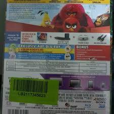 Blu Ray Angry Birds 2 Disc Steelbook Edition 3D&2D Neu OVP in Berlin -  Neukölln