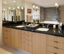 contemporary wall sconces bathroom. Cool Wall Sconces Bathroom Mediterranean With Mirror Tray. Image By: Giffin Crane General Contractors Inc Contemporary T