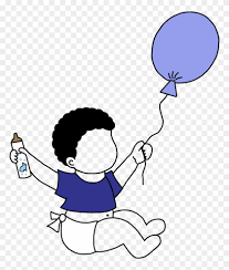 Birth Announcements Baby Boy With Balloons Mandys Moon Adoption