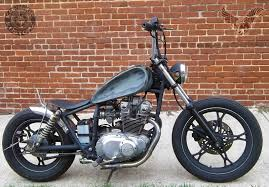 suzuki gs450 brat bobber for sale bikermetric