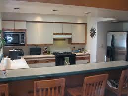 Reface Kitchen Cabinets Kitchen Cabinet Resurfacing Refacing Kitchen Cabinets Before And