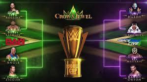 ARW Apostas #2 - WWE Crown Jewel