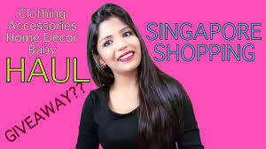 Small Picture Singapore Shopping HAUL ClothesAccessoriesHome DecorBaby Stuff