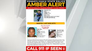 AMBER Alert issued for 2-year-old child ...