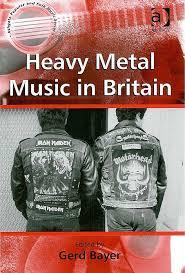 Heavy Metal Genealogy Chart Gerd Bayer Heavy Metal Music In Britain