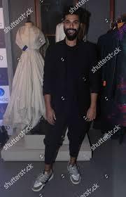Kunal Rawal Fashion Designer Fashion Designer Kunal Rawal Editorial Stock Photo Stock