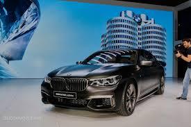 2017 BMW M760Li xDrive Gets 10 Extra HP As It Chases the Alpina B7 ...