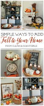 ideas decorate. Lots Of Simple And Inexpensive Ideas To Help You Decorate Your Home For  Fall. Love