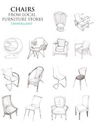 Modern furniture design sketches Multifunctional Furniture Interior Design Sketches Interior Design Chair House Layout Srjccsclub Chair Design Drawing Chair Sketch Lovingheartdesigns