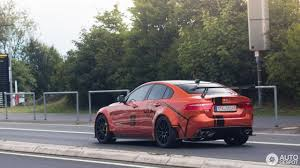 Jaguar XE SV Project 8 - 7 July 2017 - Autogespot